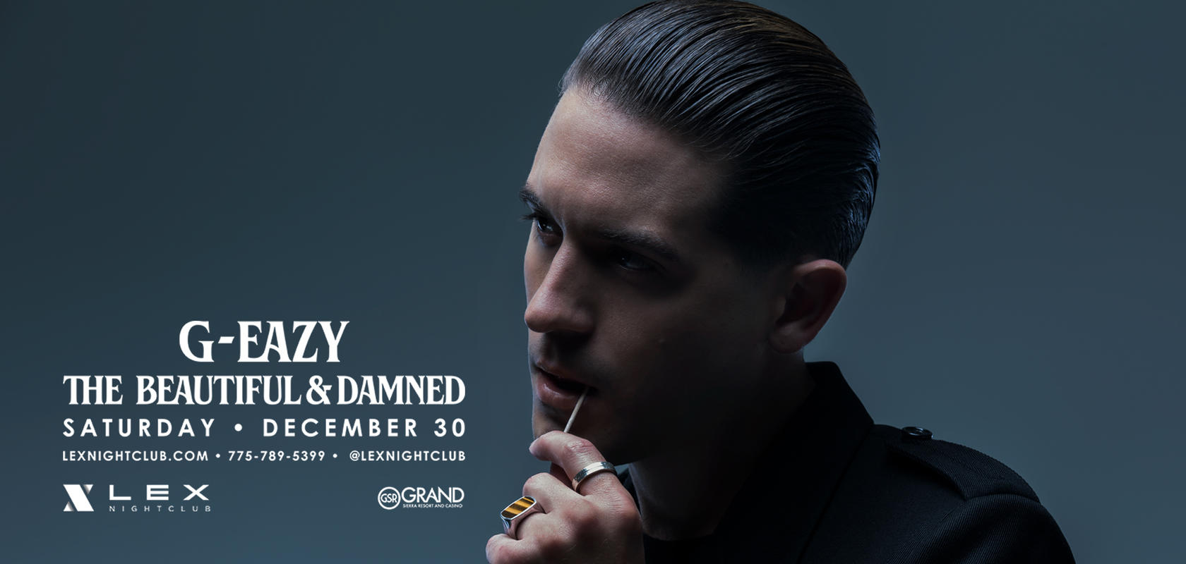 G-Eazy: The Beautiful & Damned
