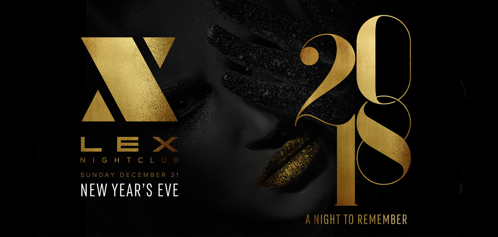 New Year's Eve 2018 at LEX