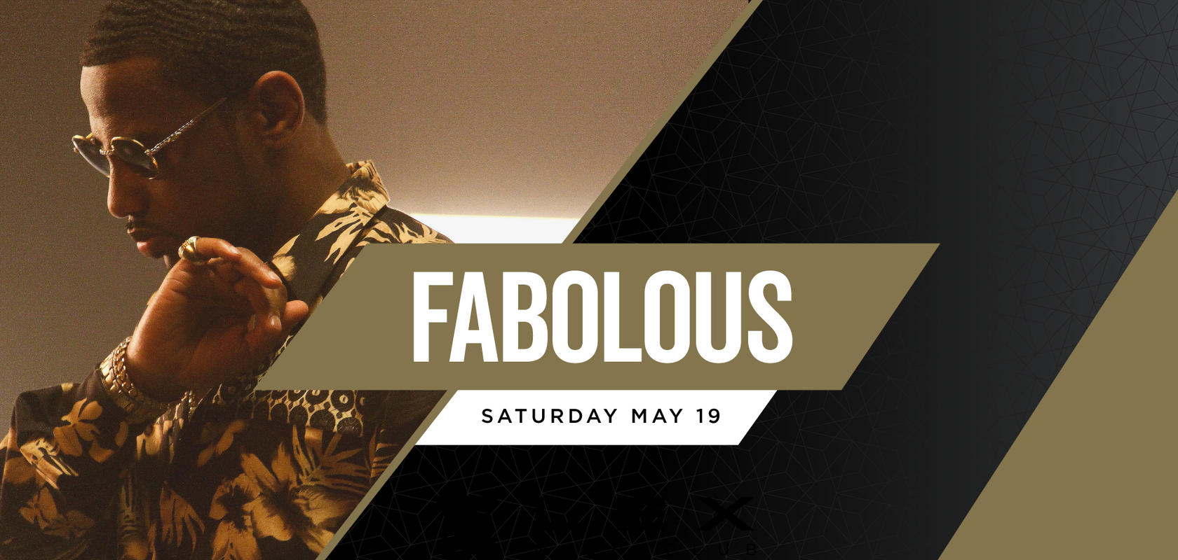 Fabolous at LEX Nightclub