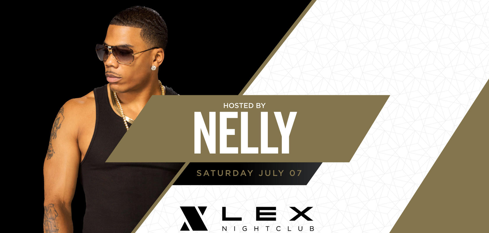 Nelly at LEX Nightclub