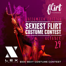 Sexiest Flirt Costume Contest - Chris Clouse
