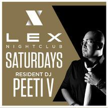 Lex Nightclub Saturdays