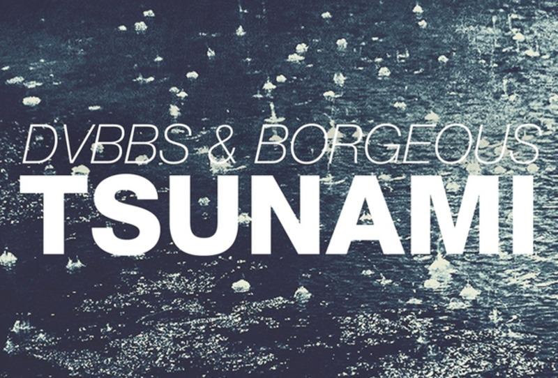 DVBBS - Tsunami has over 155 Million Views