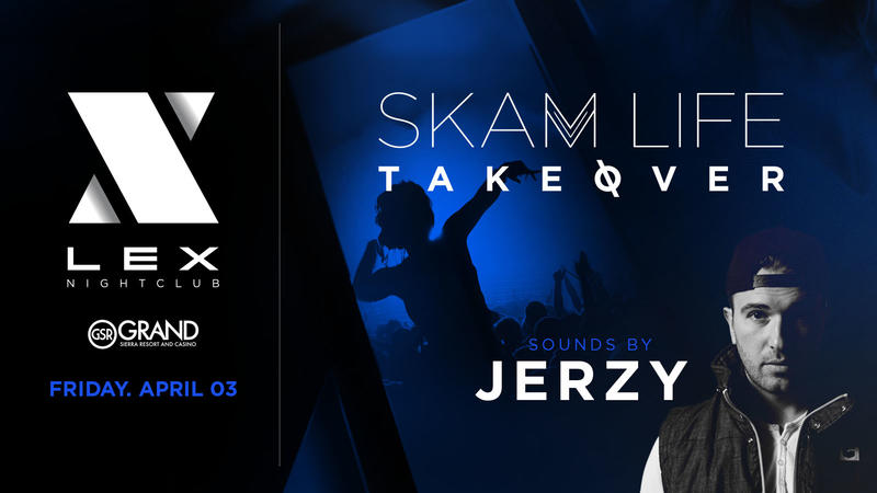 Jerzy coming April 3rd! #SKAMLIFE Takeover