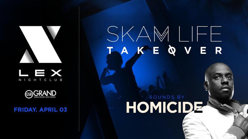 Homicide coming April 3rd! #SKAMLIFE Takeover