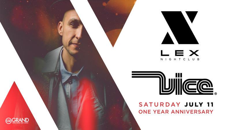 Lex Nightclub's 1 Year Anniversary!
