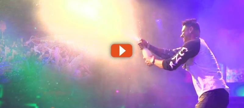 DJ Pauly D Video!